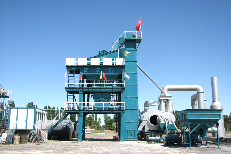buy an asphalt plant from Aimix