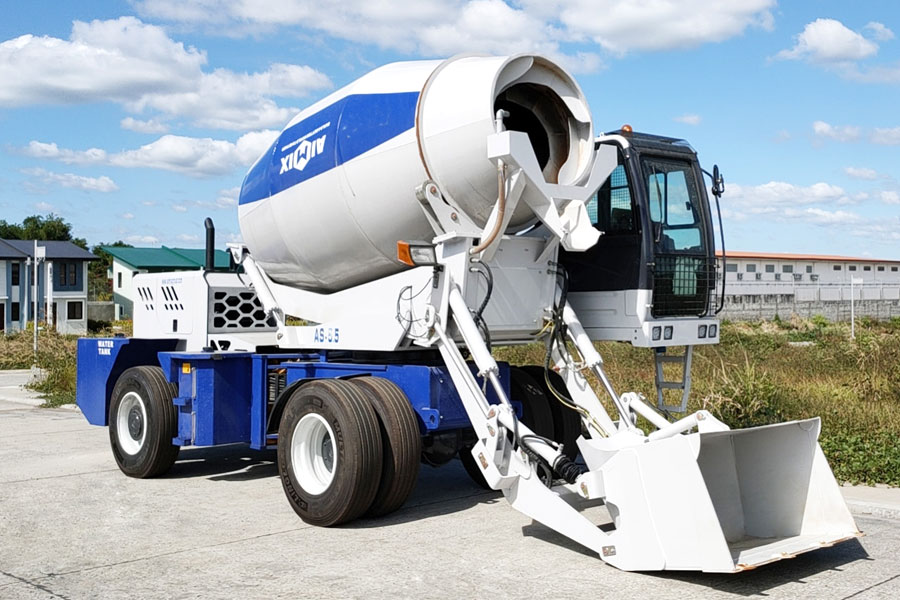 low price mixer truck for sale in Aimix