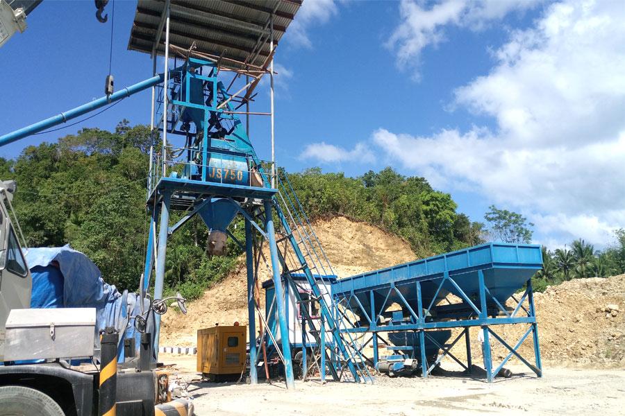 aimix group concrete machines