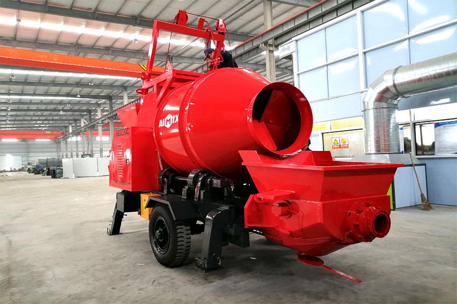 best aimix concrete mixer pump for sale