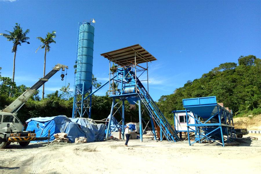 low price concrete plant for sale