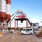 Skip Hoist Type Concrete Batching Plant for Sale