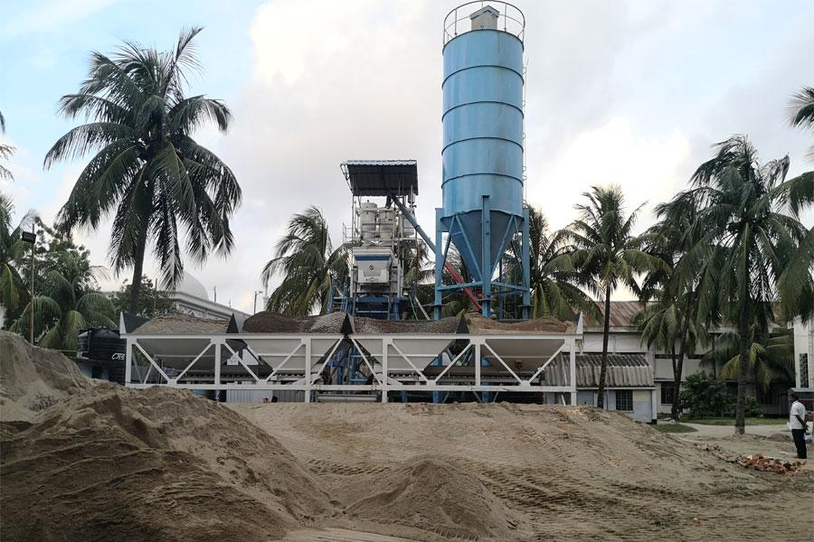 cheap price concrete plants