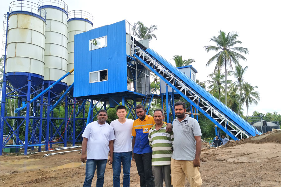 lower cost concrete mix plant in Aimix