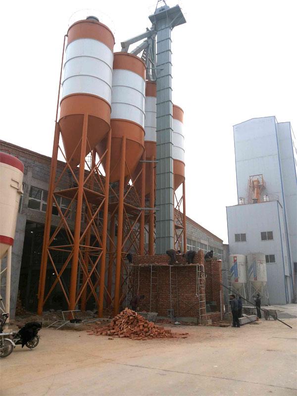 cheap price dry mortar plant