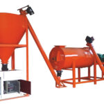 Simple Dry Mortar Production Line