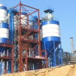 Tower Type Dry Mortar Production Line