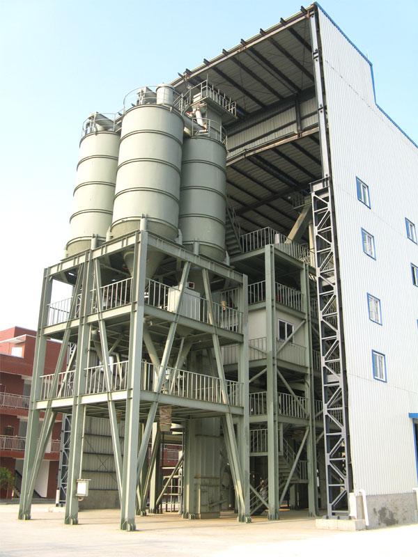 good quality dry mortar plant
