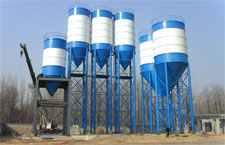 fully automatic dry mortar mix plant
