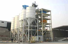 dry mortar mixing plant for sale